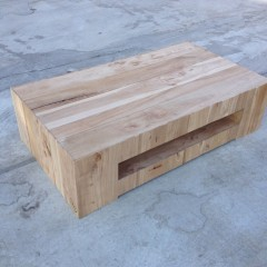Elm Wood Coffeetable